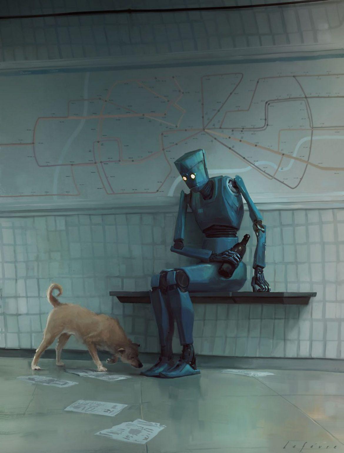 Robot Envy